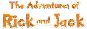 The Adventures of Rick and Jack Logo